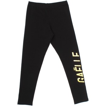 textil Pige Leggings GaËlle Paris 2746P0167 Black