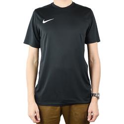 textil Herre T-shirts m. korte ærmer Nike Park VII Tee noir