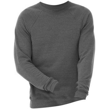 textil Sweatshirts Bella + Canvas CA3901 Grey Triblend