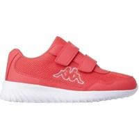 Sko Børn Lave sneakers Kappa Cracker II K Rød