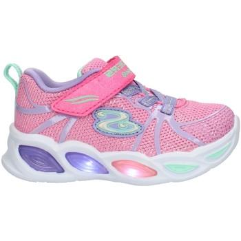 Sko Børn Lave sneakers Skechers 302042 Pink