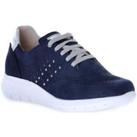 Sko Dame Lave sneakers Grunland BLU CALL Blu