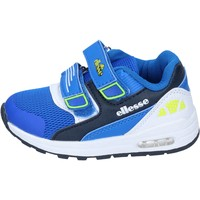 Sko Dreng Lave sneakers Ellesse BN655 Blå
