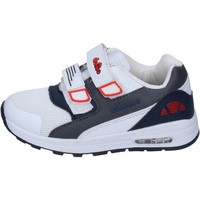 Sko Dreng Lave sneakers Ellesse BN656 Hvid