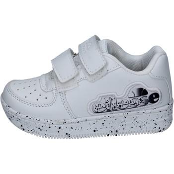 Sko Dreng Lave sneakers Ellesse BN658 Hvid