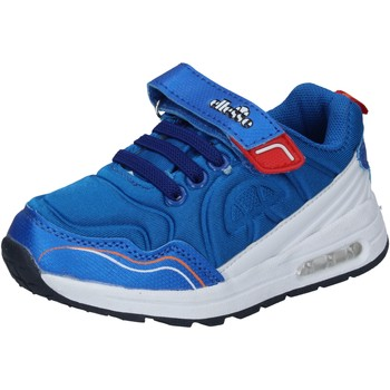 Sko Dreng Lave sneakers Ellesse BN660 Blå