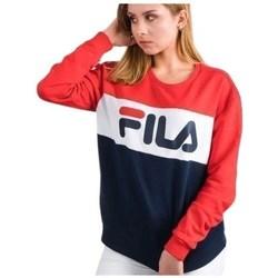 textil Dame Sweatshirts Fila Leah Crew Sweat