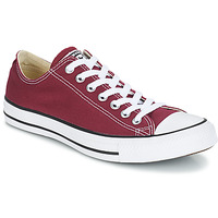 Sko Lave sneakers Converse CHUCK TAYLOR ALL STAR CORE OX BORDEAUX