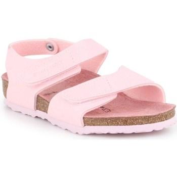Sko Børn Snøresko & Richelieu Birkenstock Palu Kids Logo Pink