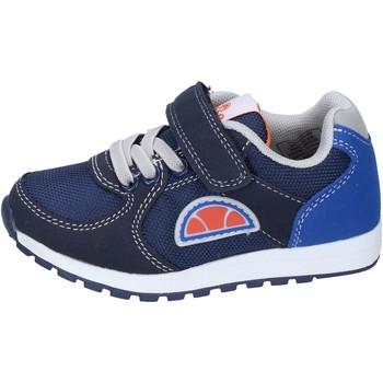 Sko Dreng Lave sneakers Ellesse BN663 Blå