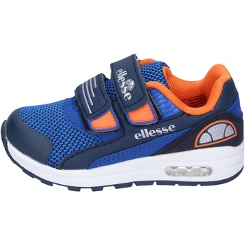 Sko Dreng Lave sneakers Ellesse BN666 Blå