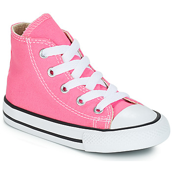 Sko Pige Høje sneakers Converse CHUCK TAYLOR ALL STAR CORE HI Pink
