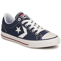 Sko Børn Lave sneakers Converse STAR PLAYER CANVAS OX Marineblå