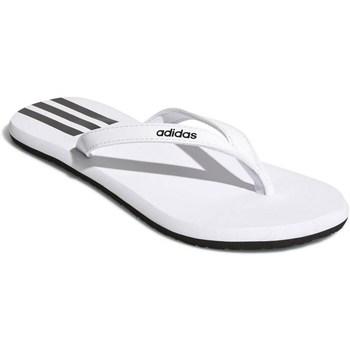 Sko Dame Vandsportssko adidas Originals Eezay Flip Flop Hvid