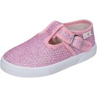 Sko Pige Lave sneakers Enrico Coveri sneakers tessuto Rosa
