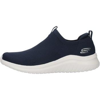 Sko Herre Slip-on Skechers 232047 Blue