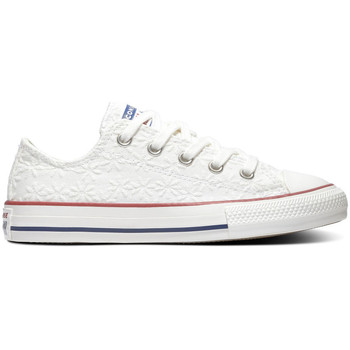 Sko Børn Lave sneakers Converse Chuck taylor all star ox Hvid
