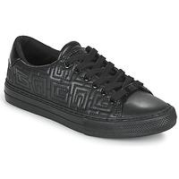 Sko Dame Lave sneakers Guess GOLDENN Sort