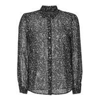 textil Dame Skjorter / Skjortebluser Ikks BR12025 Sort