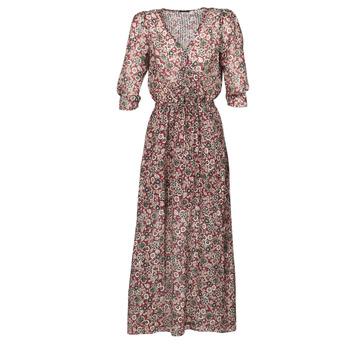 textil Dame Lange kjoler Ikks BR30065 Flerfarvet