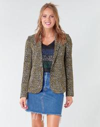 textil Dame Jakker / Blazere Ikks BR40005 Kaki