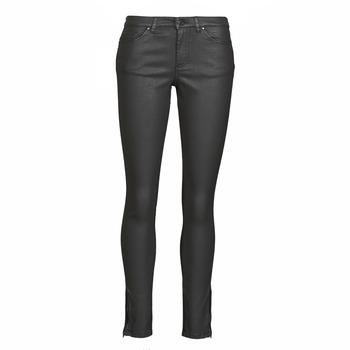 textil Dame Smalle jeans Ikks BR29125 Sort