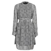 textil Dame Korte kjoler Ikks BR30165 Grå
