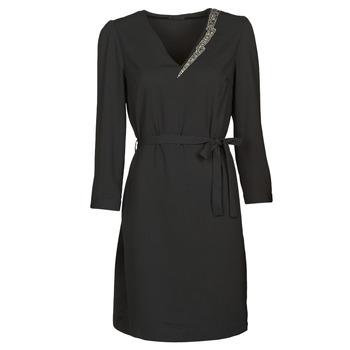 textil Dame Korte kjoler Ikks BR30265 Sort