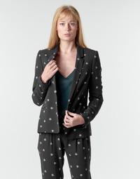 textil Dame Jakker / Blazere Ikks BR40115 Sort