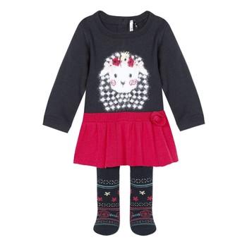textil Pige Sæt 3 Pommes 3R36050-85 Flerfarvet