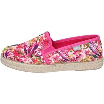 Sko Dame Slip-on Enrico Coveri Sneakers BN704 Rose