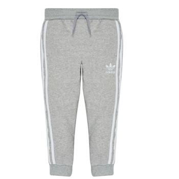 textil Dreng Træningsbukser adidas Originals TREFOIL PANTS Grå