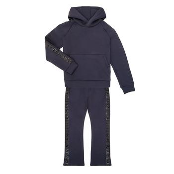 textil Pige Træningsdragter Emporio Armani 6H3V01-1JDSZ-0920 Marineblå