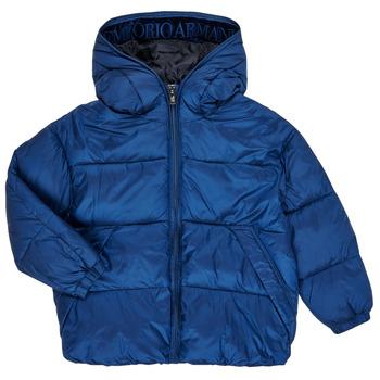 textil Dreng Dynejakker Emporio Armani 6H4BF9-1NLYZ-0975 Marineblå