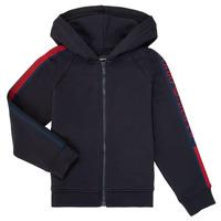 textil Dreng Sweatshirts Emporio Armani 6H4ME2-4J3BZ-0922 Marineblå
