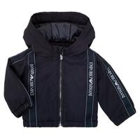 textil Dreng Jakker Emporio Armani 6HHBL0-1NYFZ-0920 Marineblå