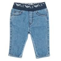 textil Dreng Smalle jeans Emporio Armani 6HHJ07-4D29Z-0942 Blå