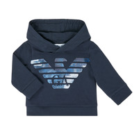 textil Dreng Sweatshirts Emporio Armani 6HHMA9-4JCNZ-0922 Marineblå