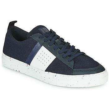 Sko Herre Lave sneakers TBS RSOURCE2 Marineblå