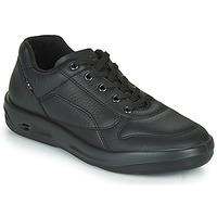 Sko Herre Lave sneakers TBS ALBANA Sort
