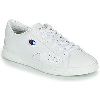 Sko Herre Lave sneakers Champion COURT CLUB PATCH Hvid