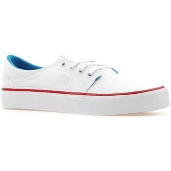 Sko Dame Lave sneakers DC Shoes Trease TX Hvid
