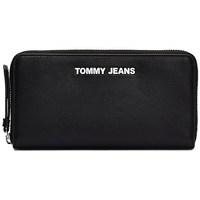 Tasker Dame Tegnebøger Tommy Hilfiger AW0AW082470F5 Sort