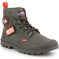 Sko Herre Høje sneakers Palladium Manufacture Pampa HI Change U Oliven