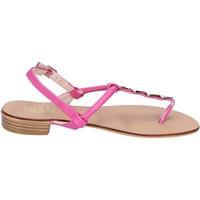 Sko Dame Sandaler Solo Soprani BN775 Pink