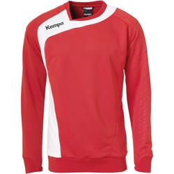 textil Børn Sweatshirts Kempa Training top  Peak rouge/blanc