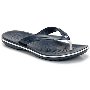Sko Flip flops Crocs CROCBAND FLIP Marineblå
