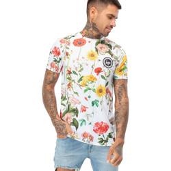 textil Herre T-shirts m. korte ærmer Hype  White