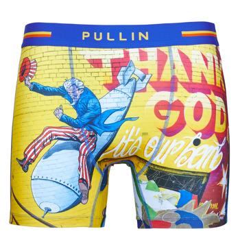 Undertøj Herre Trunks Pullin FASHION LYCRA Flerfarvet