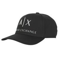 Accessories Herre Kasketter Armani Exchange 954039-CC513-00020 Sort